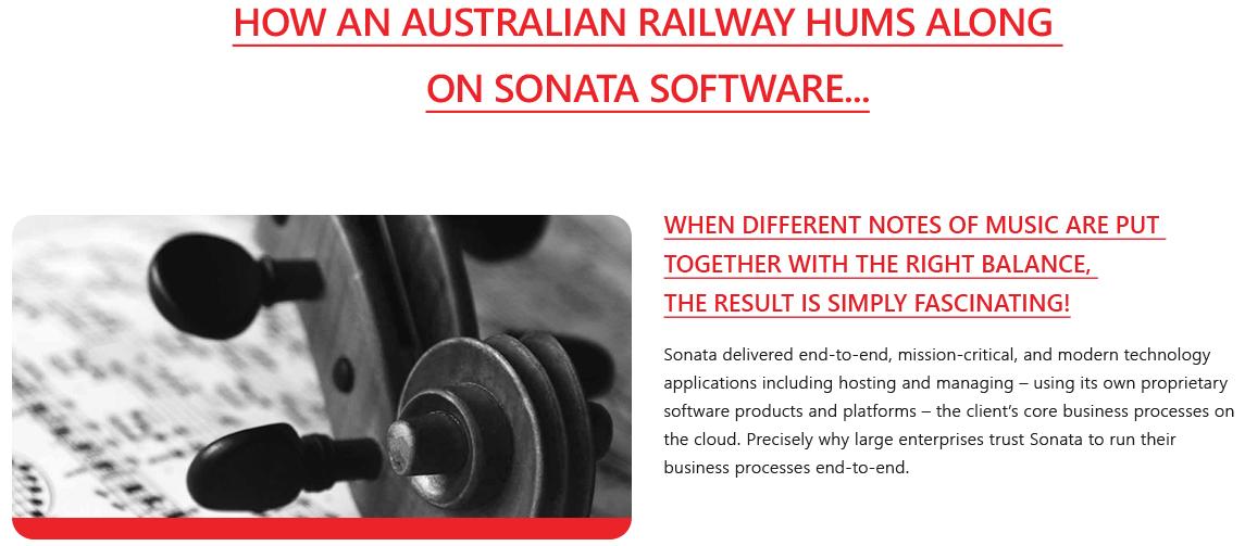 Harmony | Sonata Software